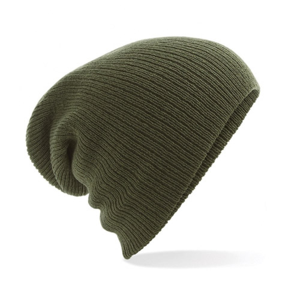 Heavy Gauge Slouch Pipo Olive