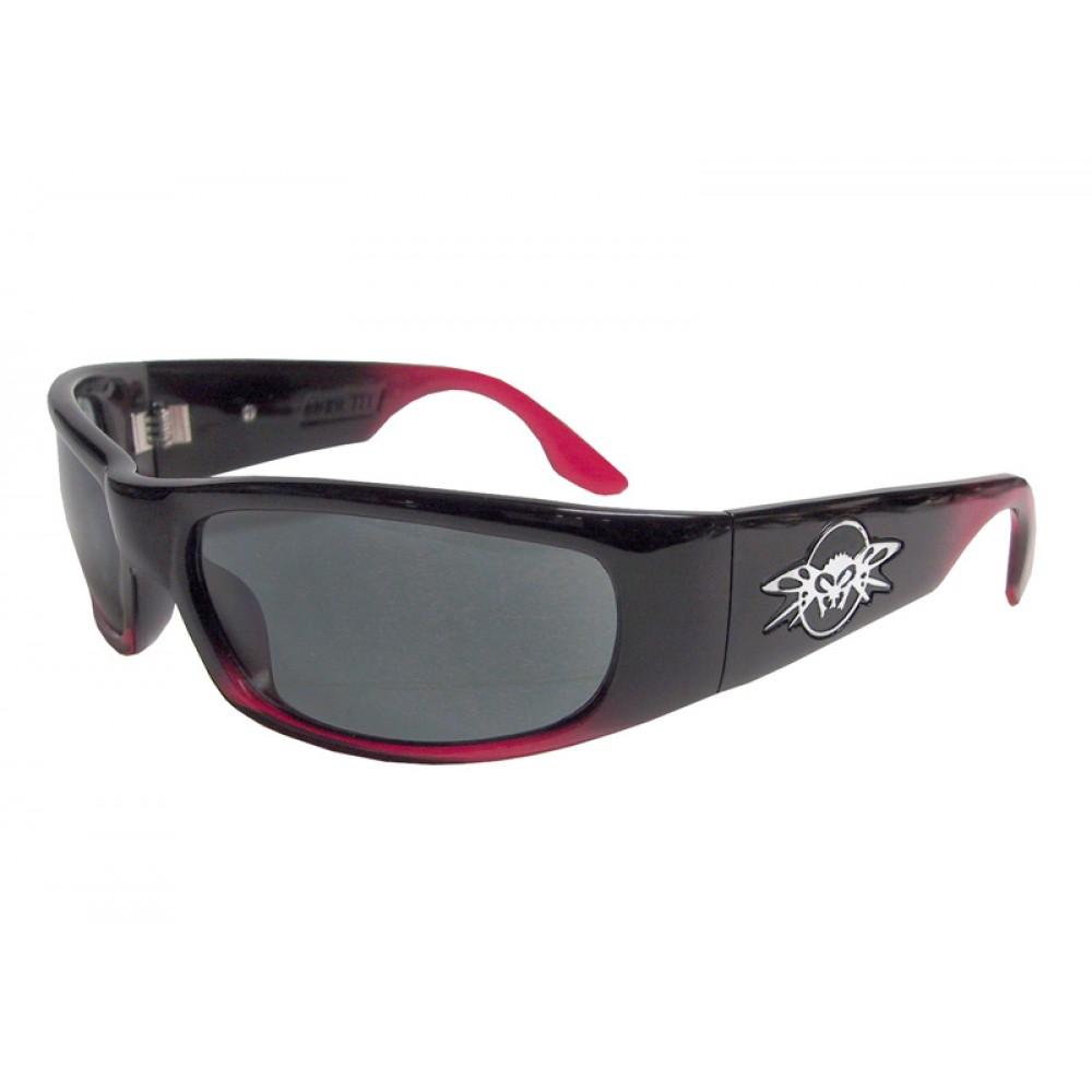 Black Flys Sonic Fly Musta/punainen