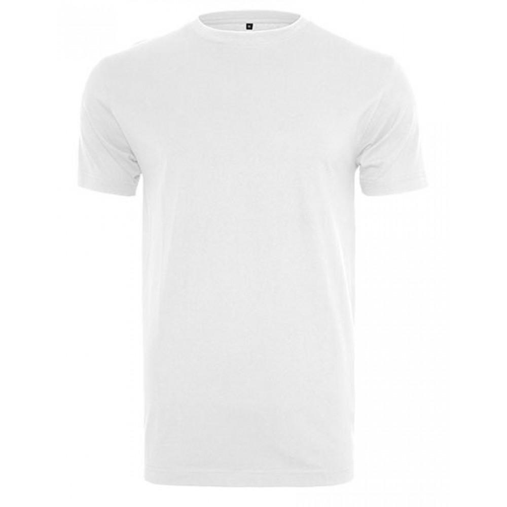 O-aukkoinen T-paita Valkoinen