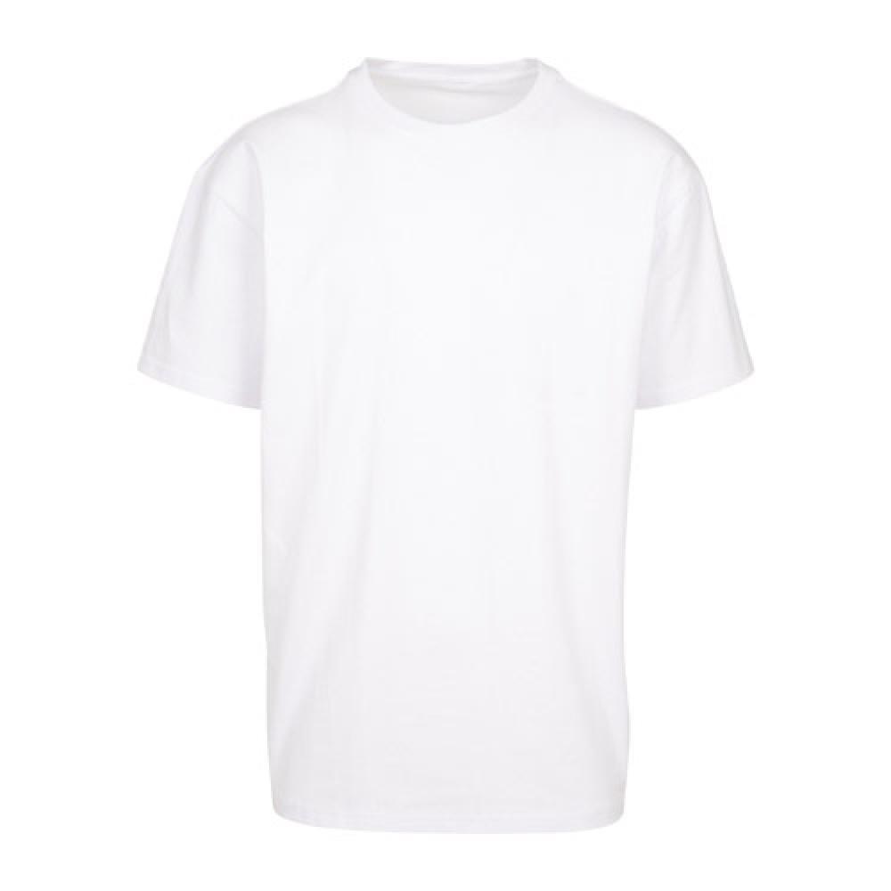 Heavy Oversize T-Paita Valkoinen