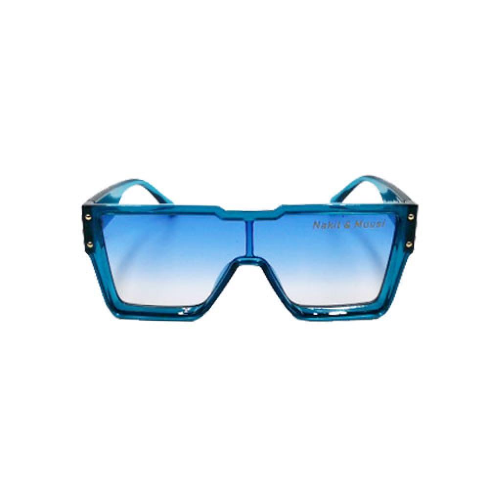 Nakit & Muusi Solarpunk Aurinkolasit Kristallin-Sininen