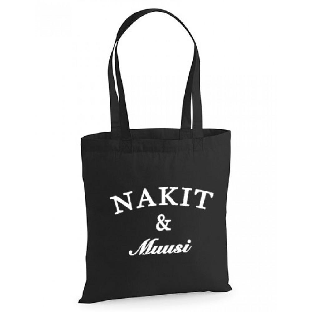 Nakit & Muusi Pitkäsankainen Ostoskassi