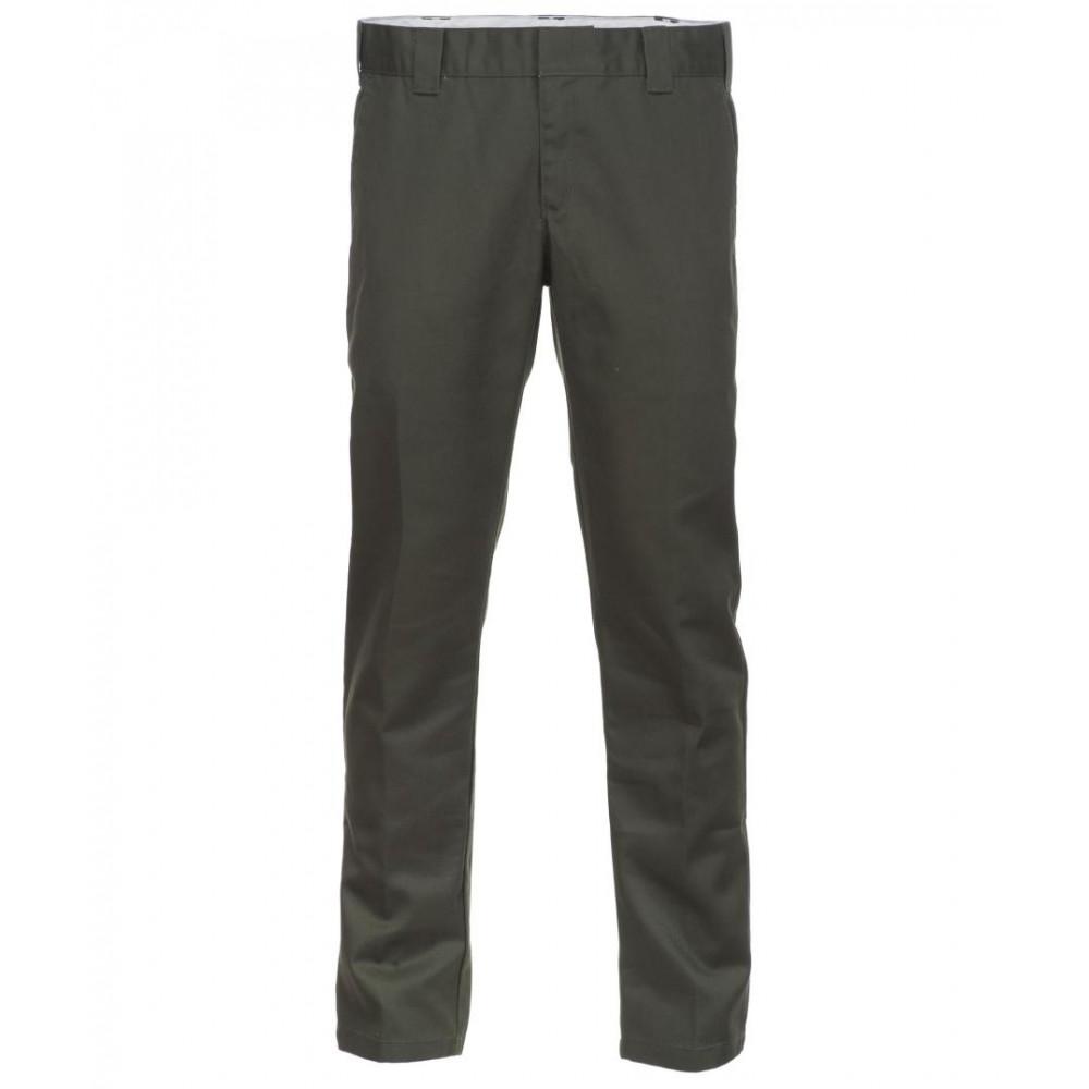 Dickies 872 Slim Fit Work Pant Olive