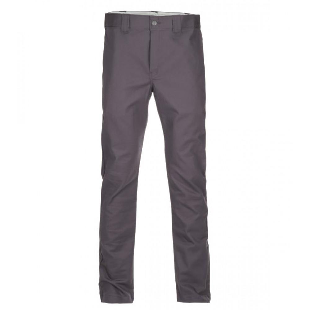 """Dickies 803 Slim Skinny Work Pants  """"Gravel Grey"""""""