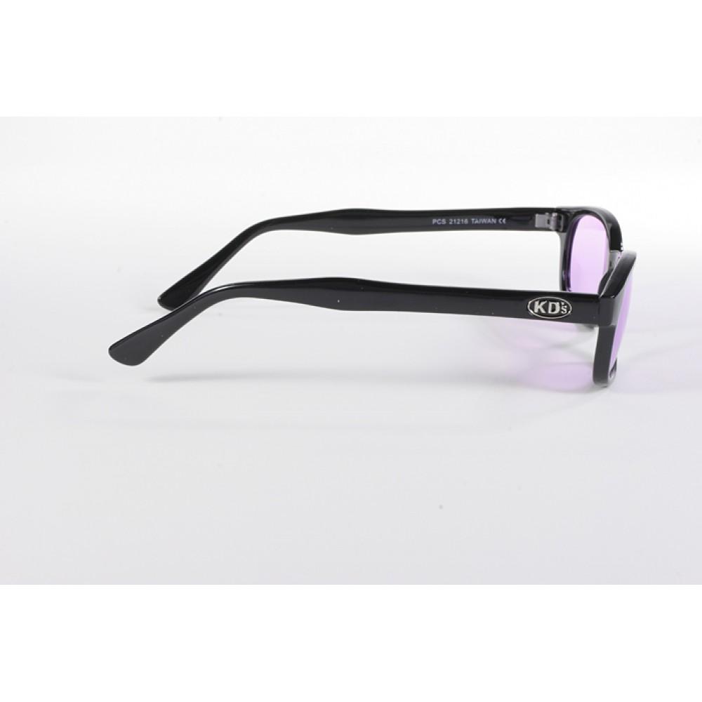 Kd's  Musta / Purple Linssi