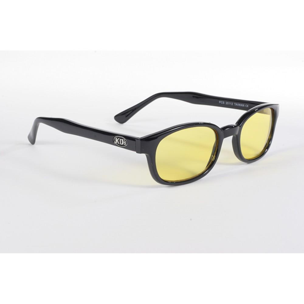 Kd's Musta / Keltainen LInssi