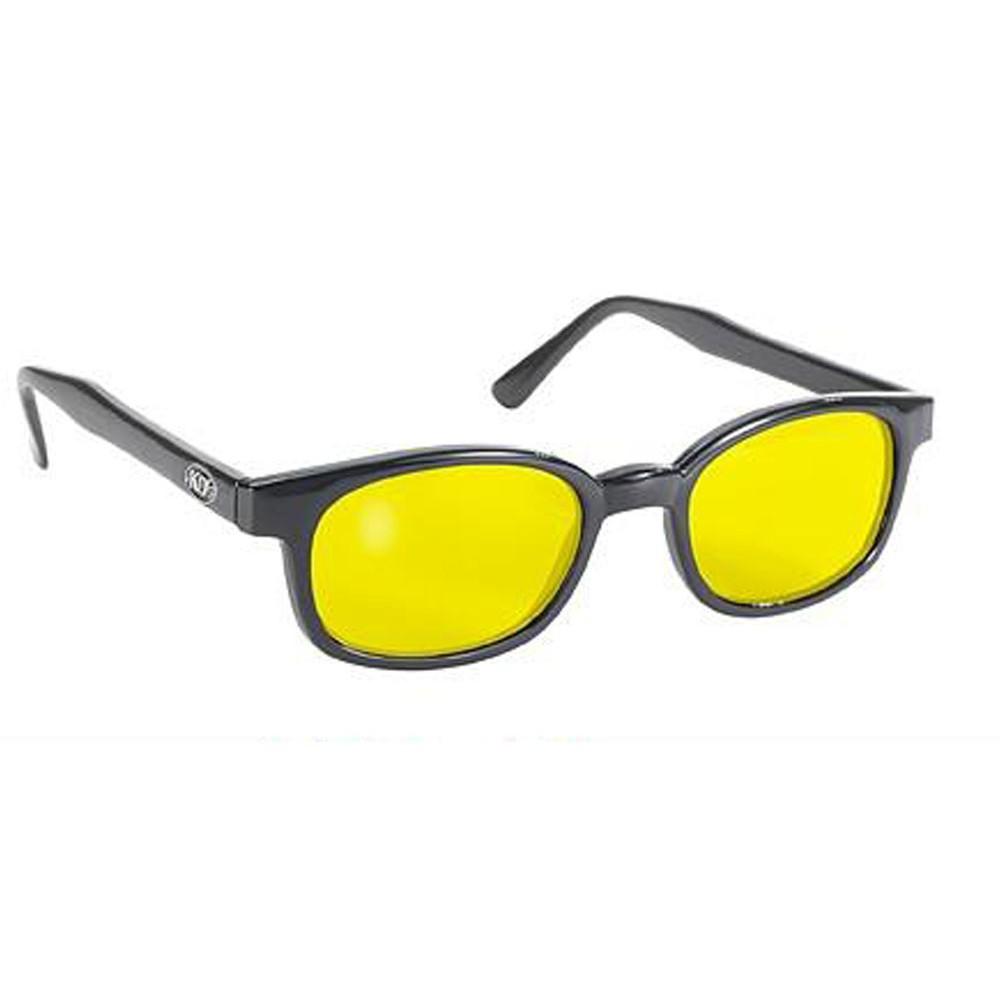 X-Kd's Musta / Keltainen Linssi