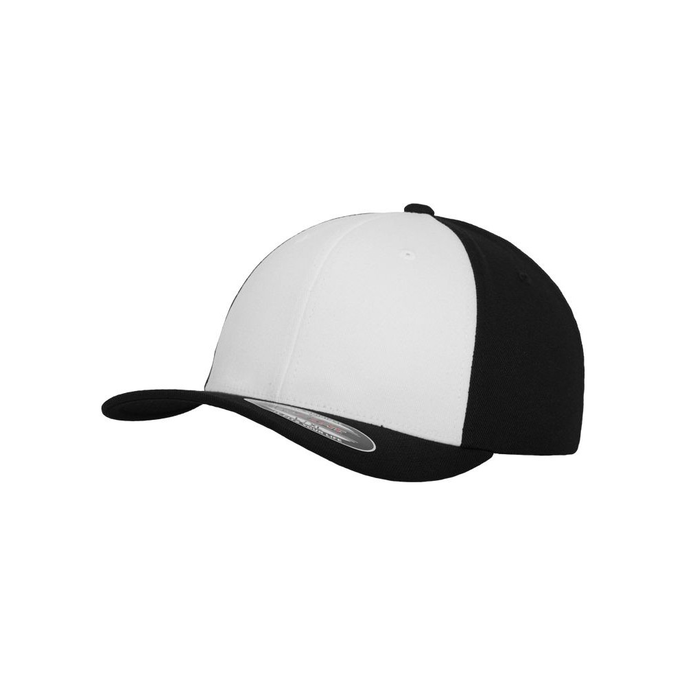 Flexfit Performance Musta / Valkoinen
