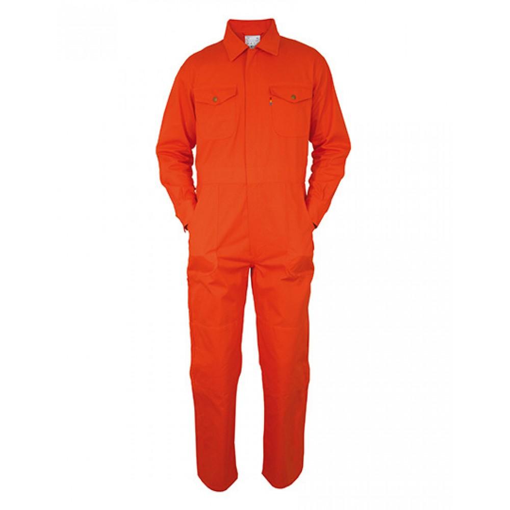 Carson Classic Workwear -Työhaalarit Oranssi