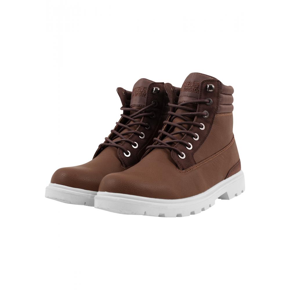 Urban Classics Winter Boots Dark Brow