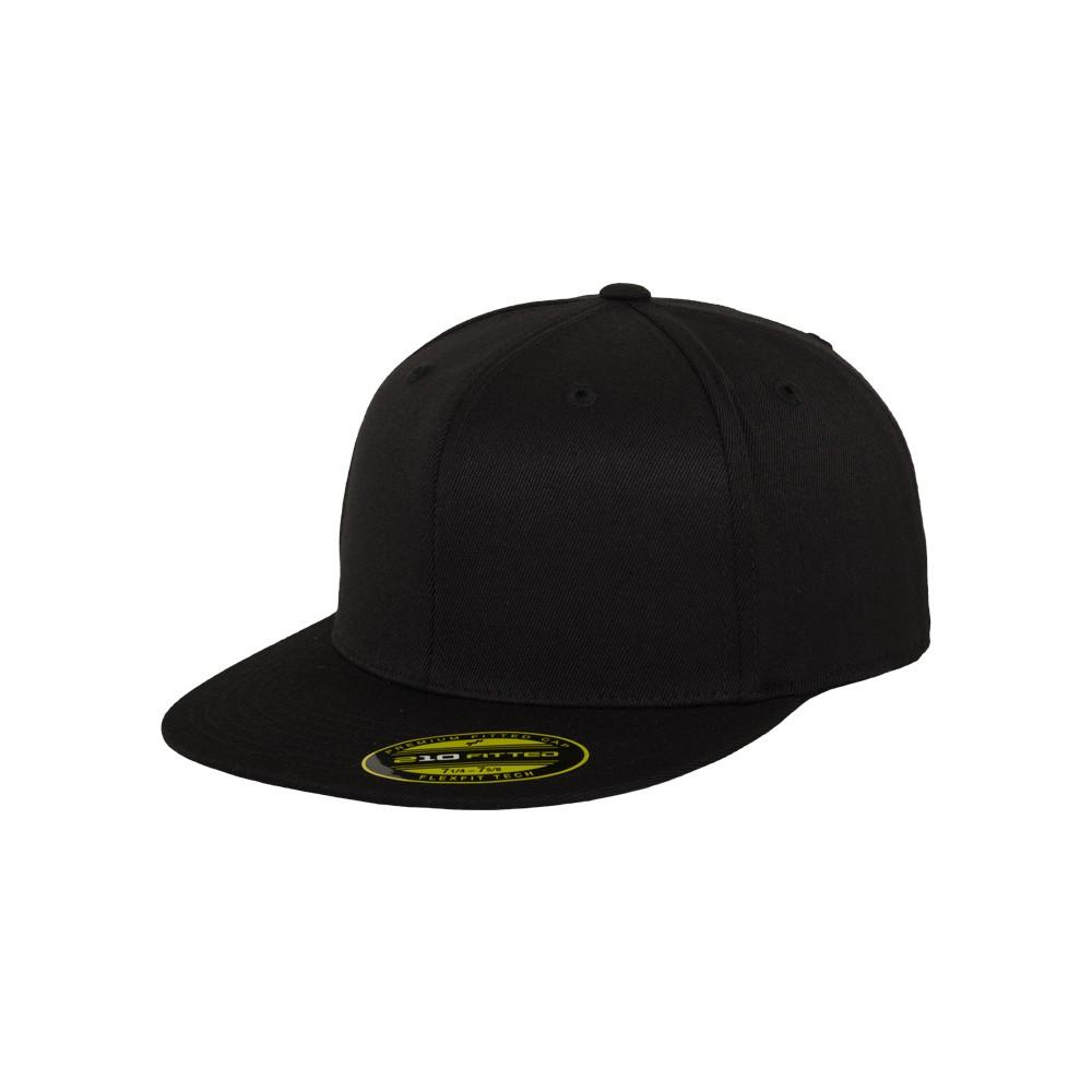 Flexfit Premium 210 Fitted Musta