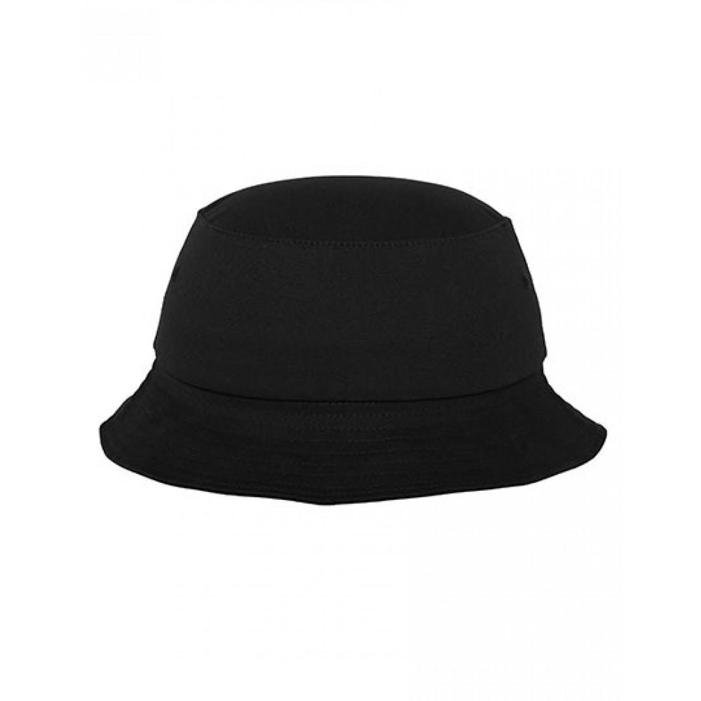 Flexfit Bucket Hattu Musta